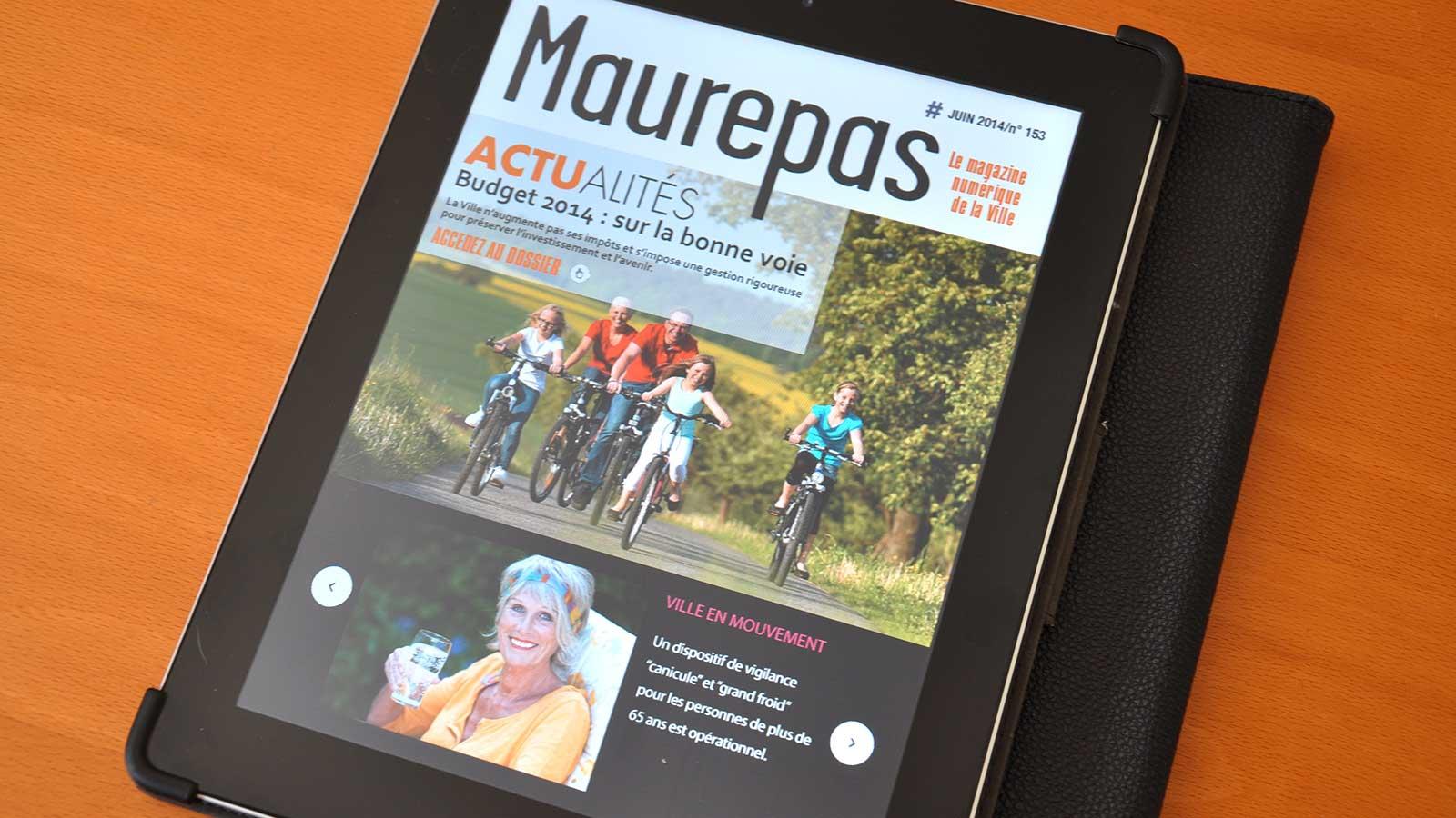 Magazine municipal – Le magazine numérique